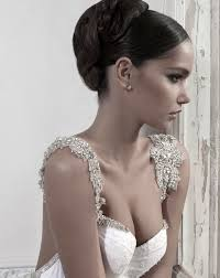 Dream Wedding #19: Inbal Dror Dresses - inbal-dror-haute-couture-wedding-gown-with-silver-diamond-detail