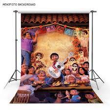 <b>MEHOFOTO Coco Birthday Photo</b> Backdrop Children Party Decor ...