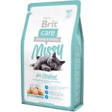 <b>Корм</b> для кошек <b>Brit Care</b> missy for sterilised | Отзывы покупателей