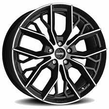 ALLOY WHEEL MOMO Massimo 9X18 5X112 Et42 Volkswagen Vw ...