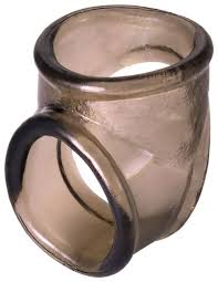 Купить <b>эрекционное кольцо ToyFa</b> с подхватом мошонки ...