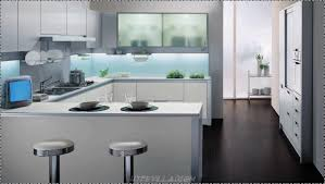 alight modern kitchen decorating ideas with natural oak finished cabinets to go black granite top table astounding home interior modern kitchen