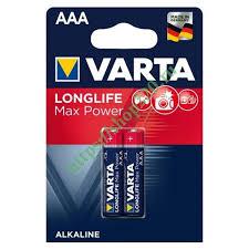 Купить <b>Батарейка VARTA</b> LONGLIFE MAX POWER LR03 <b>ААА</b> ...