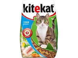 Сухой корм для кошек <b>Kitekat улов рыбака</b> 1,9 кг купить по цене ...