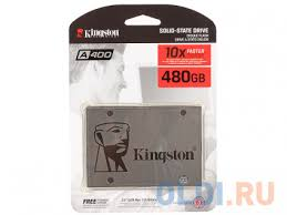 <b>SSD накопитель Kingston</b> A400 SA400S37/480G <b>480Gb</b> — купить ...
