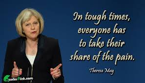 Theresa May Quotes with Picture   Theresa May Sayings @ Quotespick.com via Relatably.com