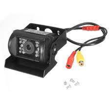 waterproof 18 ir led 120 degree <b>rear view backup reverse camera</b> ...