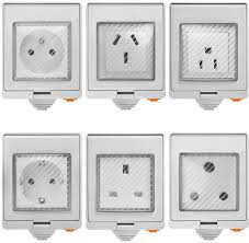<b>Sonoff S55</b> Waterproof <b>WiFi</b> Smart Sockets are Offered in Six ...