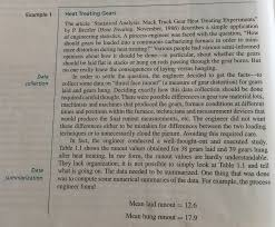 consider the situation of example in chapter com consider the situation of example 1 in chapter 1 1 a use the five step significance testing format to assess the strength of the evidence collected in