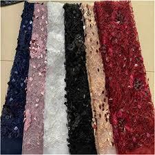 <b>Wholesale nigerian lace</b> fabrics gold white embroidered <b>lace</b> trim ...