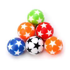 <b>2pcs</b> 32mm <b>Plastic</b> Table Soccer Ball Football Foosball Fussball ...