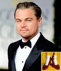 Leonardo DiCaprio and Pals Donate Wizard of Oz's Ruby Slippers - 1329953123_leonardo-dicaprio-467