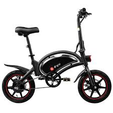 <b>DYU D3F Smart Electric</b> Bike - Buy now at retail price