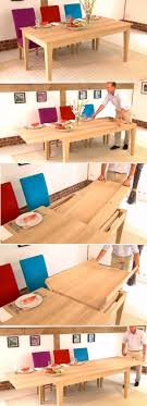 dining table cool additional small home cool space saving furniture for efficient use of space expandable dini