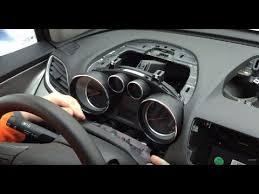 Opel Mokka- разбираем <b>панель приборов</b>. How to disassemble the ...