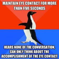 x Socially Awkard Penguin x on Pinterest | Penguins, Penguin Meme ... via Relatably.com