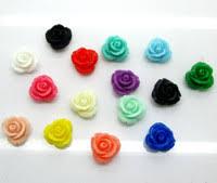 bead cap flower <b>mix</b>