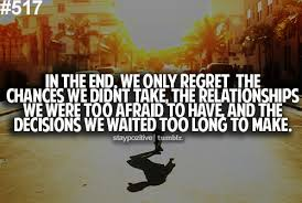 Taking Chances On Relationships Quotes. QuotesGram