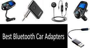 TOP 5 Best <b>Bluetooth Car</b> Adapters | Buyer's Guide 2020
