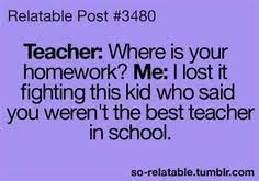 Funny School Quotes on Pinterest | Funny School Pictures, Funny ...