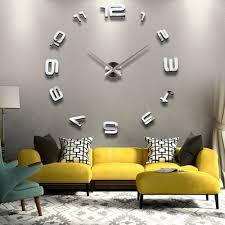 fantastic antique living modern  fantastic modern clocks for living room antique clock face pro