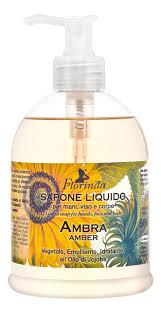 Жидкое <b>мыло Sapone</b> Liquido Ambra 500мл (амбра)   www.gt-a.ru