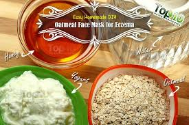 Image result for oatmeal face mask