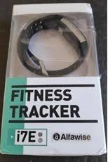 <b>I7E Alfawise</b> Fitness Tracker - Scargill's Tech Blog