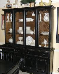 ideas china hutch decor pinterest: distressed finish s china cabinet displays my antique wedgwood china collection