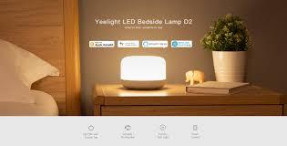 Yeelight <b>LED Bedside Lamp D2</b> - World-leading smart lighting brand