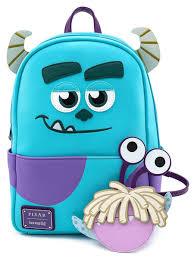 <b>Рюкзак</b> Funko LF: <b>Disney</b>: <b>Monsters Inc</b> Sully W Boo Coin Pouch ...