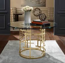 40 inch round pedestal dining table: brass round pedestal base  inch glass top dining table google search ideas for the house pinterest pedestal round tables and google