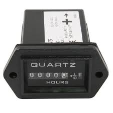 <b>DC12</b>-<b>36V Digital</b> Engine Hour Meter Timer for Marine Boat Lawn ...
