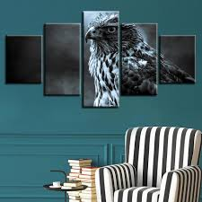 2019 Modern <b>HD Prints</b> Posters Wall Art Framework Animals Owl ...