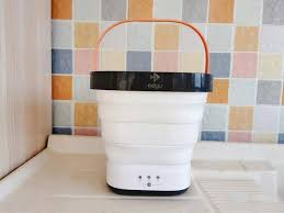 Xiaomi <b>Moyu</b> (<b>XPB08-F1</b>) <b>Foldable Washing</b> Machine Hands-on ...