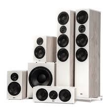 Комплект акустики <b>HECO Aurora</b> 700 Set Ivory White купить в ...