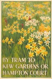 Image result for london transport poster kew
