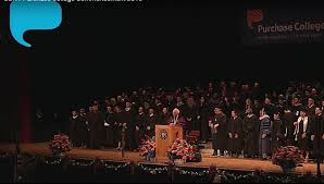 SUNY Purchase College Commencement        YouTube YouTube