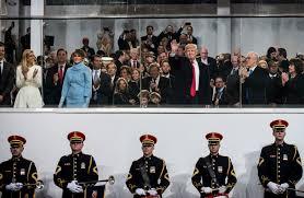 Donald Trump 2017 presidential inauguration