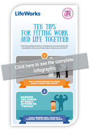 national work life week fitting work and life together recognise that work life fit is unique for each of us