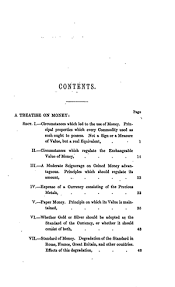 treatises and essays on subjects connected with economic policy    title page toc