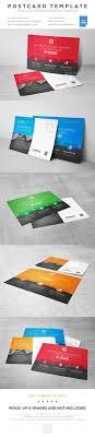 best ideas about postcard template post card postcard template psd template advertisement marketing postcard 10141