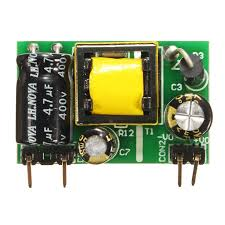 US$3.09 <b>Vertical ACDC220V to 5V</b> 400mA 2W Switching Power ...