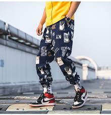 <b>Zogaa</b> Man <b>Funny</b> Printed Streetwear Joggers <b>2019</b> Hip Hop ...