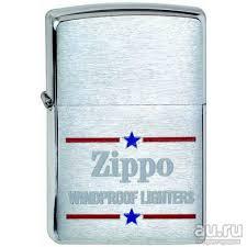 <b>Зажигалка Zippo</b> (Зиппо США) <b>200</b> Windproof (200.069 ...