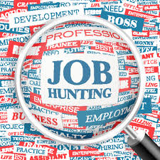 find a job getting in the door band of bosses job hunting