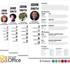 Trendy Resumes - Creative Resume Templates Creative Resume Template