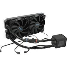 <b>Водяное охлаждение Alphacool Eisbaer</b> 280 CPU — купить, цена ...