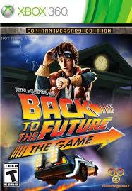 Regreso al futuro El Juego RGH Xbox 360 Mega Xbox Ps3 Pc Xbox360 Wii Nintendo Mac Linux