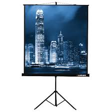 Купить <b>Экран</b> для проектора <b>Lumien Master View</b> (4:3) 153x203 см ...